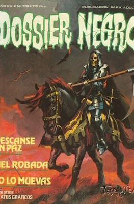 Dossier Negro (Rústica y grapa [1968 - 1988]) #178