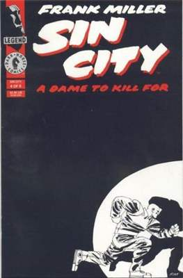 Sin City: A Dame to kill for #4
