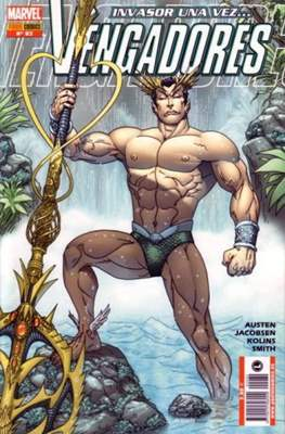 Los Vengadores vol. 3 (1998-2005) (Grapa. 17x26. 24 páginas. Color. (1998-2005).) #82