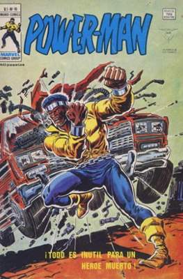 Power-Man Vol. 1 (1977-1981) (Grapa 36-40 pp) #16