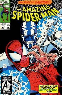 The Amazing Spider-Man Vol. 1 (1963-1998) (Comic-book) #377