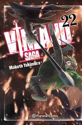 Vinland Saga (Rústica con sobrecubierta) #22
