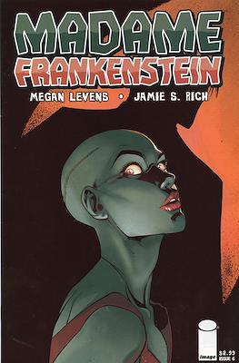 Madame Frankenstein (Grapa) #6