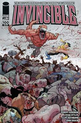 Invincible (Variant Covers) (Comic-book) #100.5