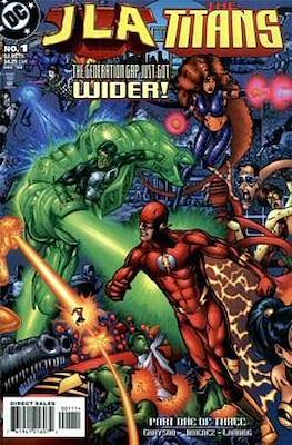 JLA / Titans: The Technis Imperative (1998-1999)