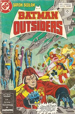 Batman y los Outsiders (Grapa) #2