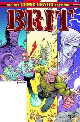 Brit Día del Comic Gratis Español 2010