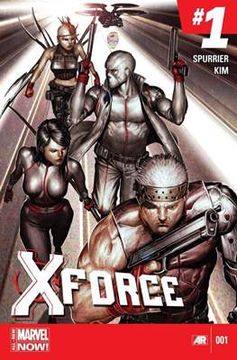 X-Force vol. 4 (Digital) #1