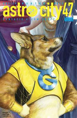 Astro City (Comic Book) #47