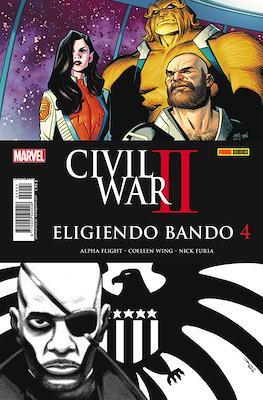 Civil War II: Eligiendo bando (2016-2017) #4