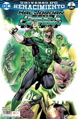 Green Lantern. Nuevo Universo DC / Hal Jordan y los Green Lantern Corps. Renacimiento (Grapa) #57/2