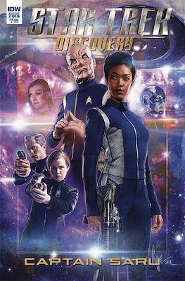 Star Trek: Discovery Annual 2019 - Capitain Saru