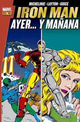 Iron Man. Marvel Gold (Rústica) #16