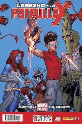 Lobezno y la Patrulla-X / Spiderman y La Patrulla-X (2012-2015) (Grapa.) #17