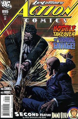 Action Comics Vol. 1 (1938-2011; 2016-) (Comic Book) #895