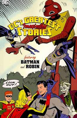 DC's Greatest Imaginary Stories (TPB, Soft Cover.) #2