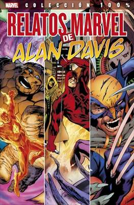 Relatos Marvel de Alan Davis. 100% Marvel