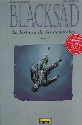 Blacksad. La historia de las acuarelas (Cartoné 80-40 pp) #2