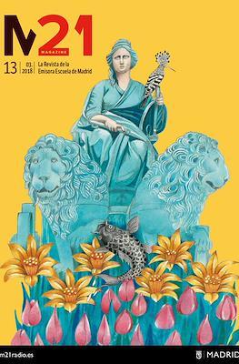 M21 Magazine (Grapa) #13