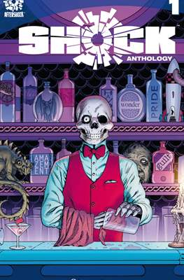 Shock Anthology (Cartoné 168 pp) #