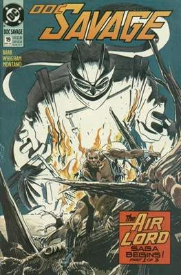Doc Savage Vol 2 (1988-1990) (Comic-book.) #19