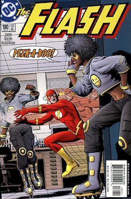 The Flash Vol. 2 (1987-2006) (Comic Book) #180