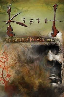 Sam Kieth Sketch Books