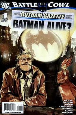 Gotham Gazette: Batman Alive? (2009)