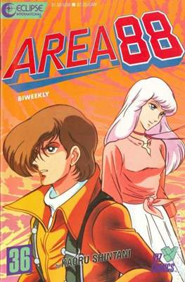 Area 88 (Softcover) #36