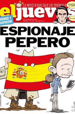 El Jueves (Revista) #2184