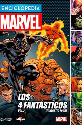 Enciclopedia Marvel (Cartoné) #19
