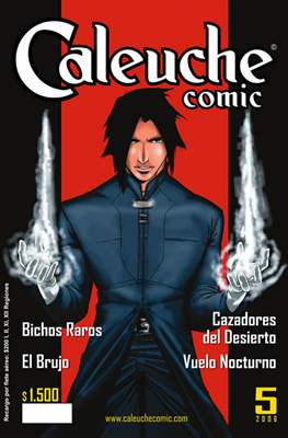 Caleuche Comic (Grapa) #5