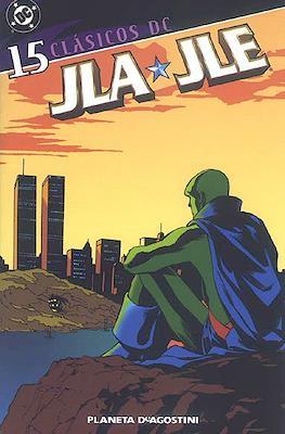 JLA / JLE. Clásicos DC #15