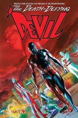 The Death-Defying Devil (2008) (Comic Book) #4
