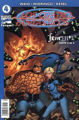 Los 4 Fantásticos Vol. 5 (2003-2004) (Grapa 24 pp) #4