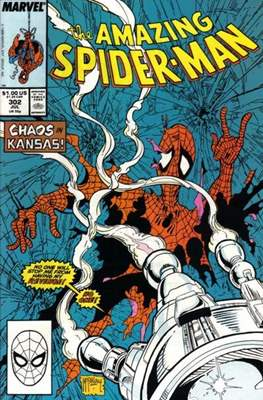 The Amazing Spider-Man Vol. 1 (1963-2007) (Comic-book) #302