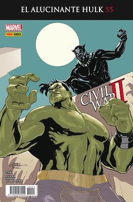 El Increíble Hulk Vol. 2 / Indestructible Hulk / El Alucinante Hulk / El Inmortal Hulk (2012-) (Comic Book) #55