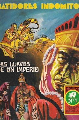 Historias Gáficas para Jóvenes (Serie Roja B) (Grapa. 1973) #4