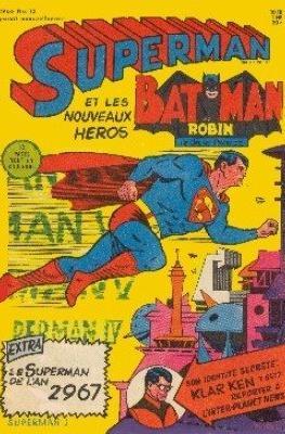 Superman l'homme d'acier / Superman avec Batman (Souple) #12