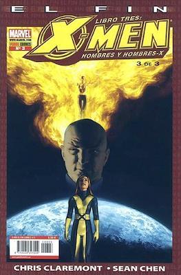X-Men: El fin - Libro Tres: Hombres y Hombres-x (2007) (Grapa 48 pp) #3