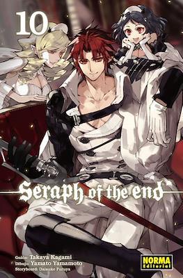 Seraph of the End (Rústica con sobrecubierta) #10