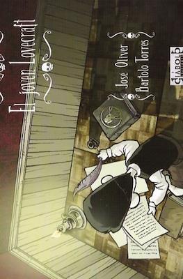 El joven Lovecraft (Rústica, 104 páginas (2007-2011)) #2