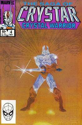 Saga of Crystar, Crystal Warrior #4