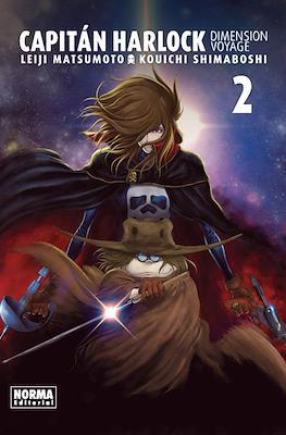 Capitán Harlock: Dimension Voyage (Rústica con sobrecubierta) #2