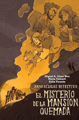 Anna Dédalus detective (Rústica) #1