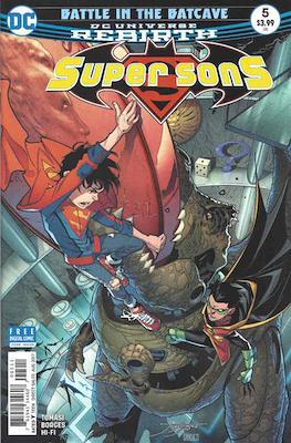 Super Sons (2017 - 2018 Comic-book) #5