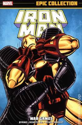 Iron Man Epic Collection (Softcover) #16