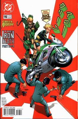 Green Arrow Vol. 2 (Comic-book.) #116