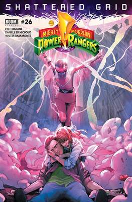 Mighty Morphin Power Rangers (Comic Book) #26