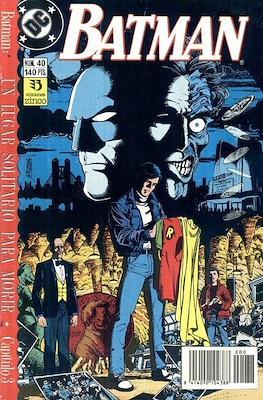 Batman (1987-1993) #40